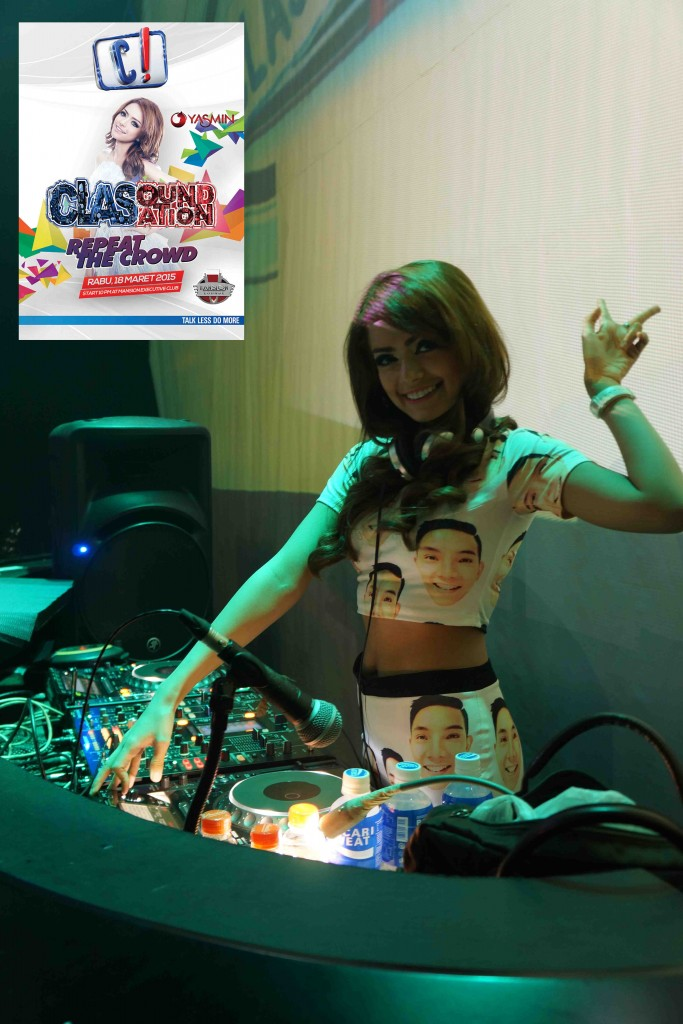 Mansion Executive Club Event Yasmin 18 Maret 2015 copy
