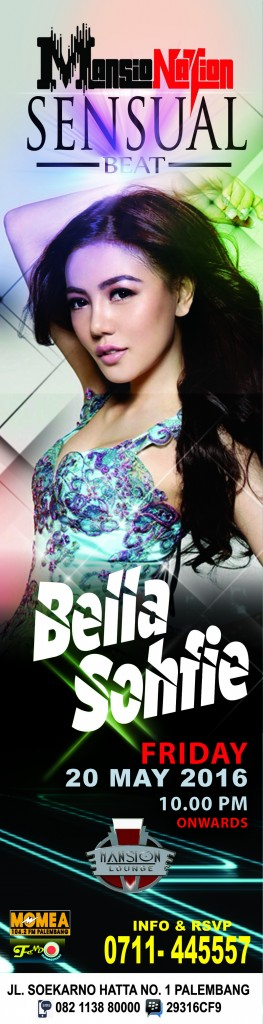 MANSION EXECUTIVE CLUB EVENT BELLA SOFhIE  20 MAY 2016