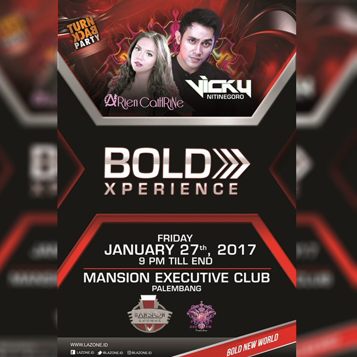 Mansion Executive Club Event 27 Januari 2017 Vicky Nitinegoro & Arien Cathhrine