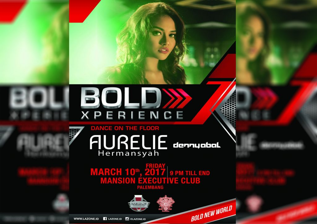 MANSION EXECUTIVE CLUB EVENT AURELIE HERMANSYAH 10 MARCH 2017
